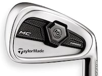 TaylorMade 2011 Tour Preferred MC Iron Golf Club, left handed Washington, 20001
