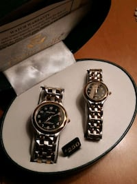 His & Hers Philip Wells watches