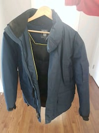 black zip-up jacket Airdrie, T4B