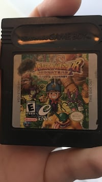 Dragon warrior monsters 2 gameboy color game Winchester, 40391