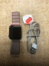 Apple Watch Series 4 (GPS+Cellular) 40mm (Gold Case, Pink Sport Loop) Baltimore, 21216