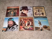 Country Music Vinyl Records Taneytown, 21787