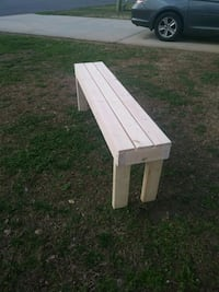 Brand new strong wooden benches  Indian Trail, 28079