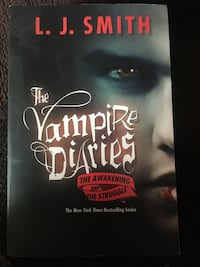Brand new- never Read - The VAMPIRE DIARIES Port Hope, L1A 3Z8