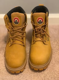 Worker Boots size 11 Germantown