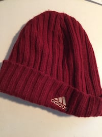 Bonnet en tricot rouge Adidas Paris, 75001
