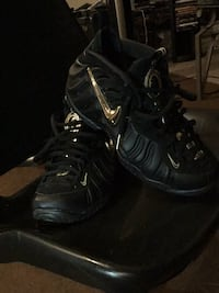 pair of black Nike Air Foamposite Pro shoes District Heights, 20747