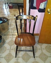 antique hitchcock chair best offer  Medford, 02155