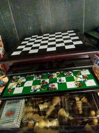 black and green foosball table Queens, 11385