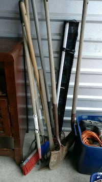 Various electric and manual hand tools Columbia