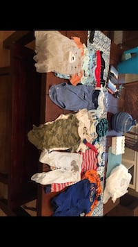 12 month baby boy clothes lot Newport News, 23601
