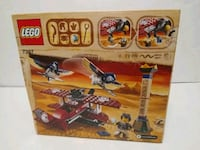 LEGO 7307 Pharaoh's Quest Flying Mummy Attack Whitchurch-Stouffville, L4A 0J2