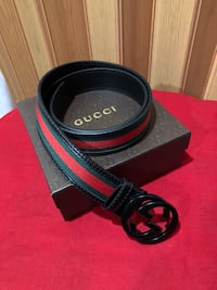Authentic Gucci Belt  42 km