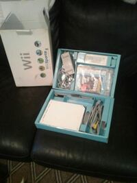 Wii console as is