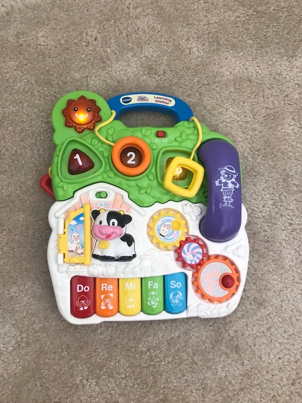 Vtech Sit and Stand Learning Walker 9147bd32-9f24-44db-9a6c-c808ef3e7dc0