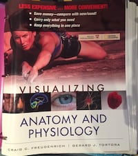 Anatomy and physiology college book