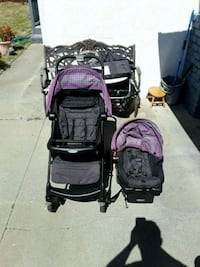 Stroller and carseat combo Marina