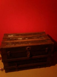 Very Old antique chest