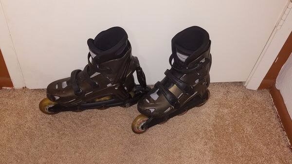 Used Rollerblade TriForce ABEC Viable Pkwy ABT For Sale In Las - Rollerblade abt