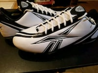 football cleats size 15 fits 14