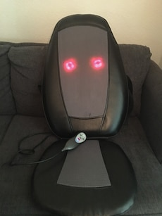 Homedics full back massage with heat