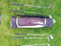 Golf clubs and bag Edmonton, T6H 2C4