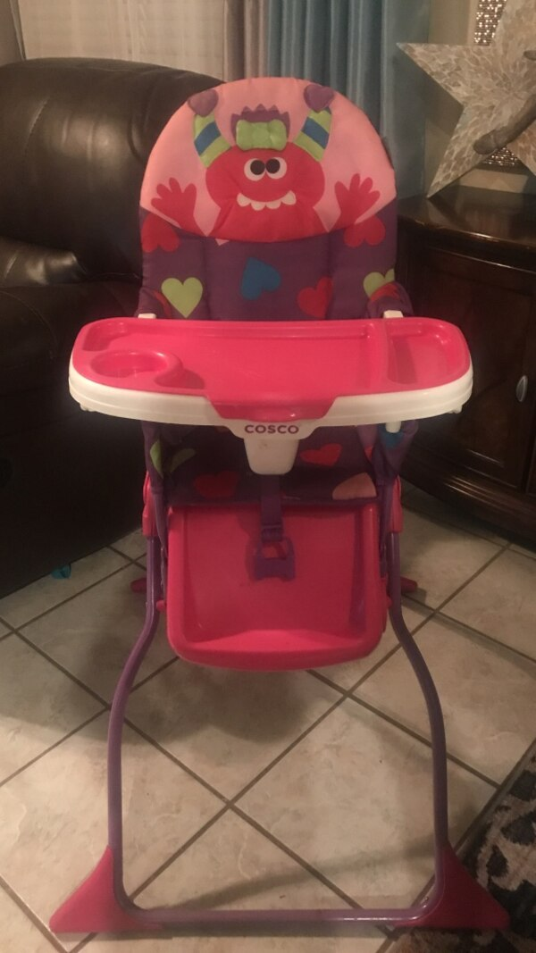 Kids high chair negotiable
