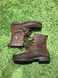 Men's HighTop Brown Polo Boots Mississauga, L5N 1Z9
