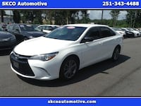 2015 Toyota Camry SE Mobile, 36608