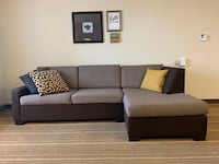 Pull-Out Bed Sectional (WITH FREE DELIVERY)