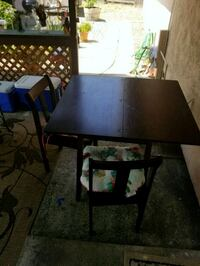 Small Dining Table and Chair Set  Vallejo, 94589