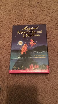Magical Mermaids and Dolphins 44-card deck and guidebook Boston, 02130