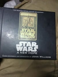 Star Wars:A New Hope Special Edition Soundtrack New Albany, 47150