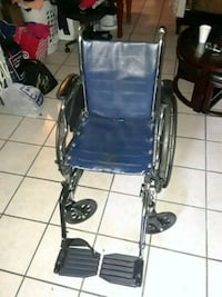 Silla de ruedas invacare. Los Angeles, 91402