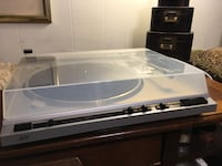 JVC LFX4 FULLY AUTOMATIC, DIRECT DRIVE TURNTABLE Fayetteville, 72701