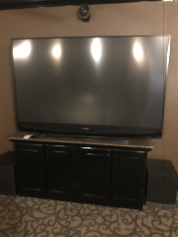 72 Inch Mitsubishi Rear Projection Tv Usado En Venta En Woodstock