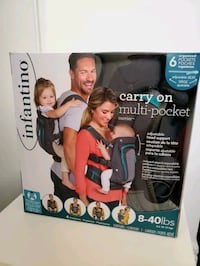 Baby Carrier - Like New Toronto, M2N 6H7