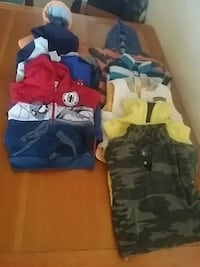 assorted-color clothes lot Roswell, 88203