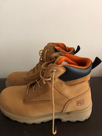 Timberland Pro Construction Boots