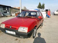 Skoda - Favorit / Forman / Pick-up - 1990 Izmir