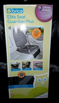 Cover for in car for carseat Brampton, L7A