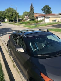 Roof rack-specific for Hyundai Veloster Toronto
