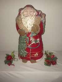 Handcrafted Saint Nick