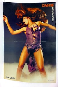 Tina Turner poster Winchester, 22601
