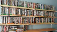 assorted DVD movie case lot Greenville, 29609