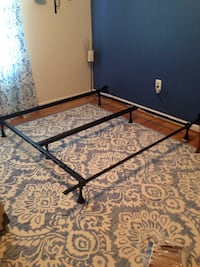 Queen heavy duty bed frame