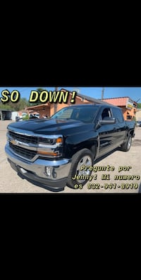 2017 Chevrolet Silverado 1500 Houston