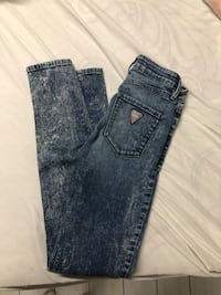 Guess jeans 24 551 km