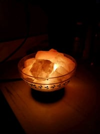 .Soothing light up rock item!!REDUCED to 20$ Bethany, 73008