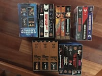 100 VHS tapes - great titles - $40 or best offer Woodbridge, 22193